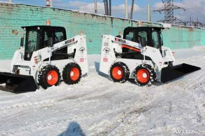 Погрузчик BOBCAT S530 (Forway)