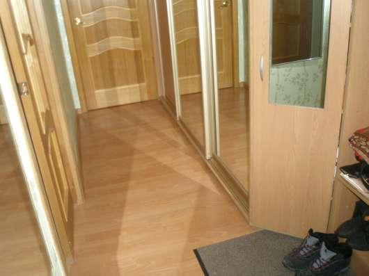 Собственник сдает 2-комнатную в центре Вологды