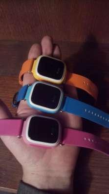 Детские часы-телефон с GPS-трекером Smartbaby watch Q60 в г. Харьков Фото 6