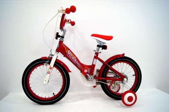 Детский велосипед riverbike - M 12