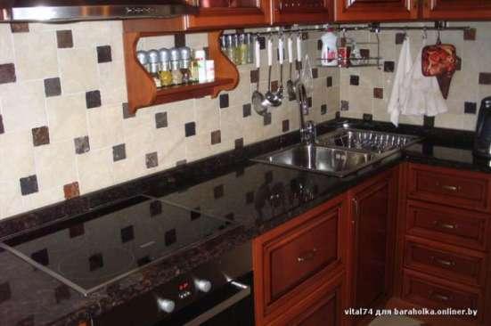 Ремонт кухни. Замена и установка кухонных столешниц