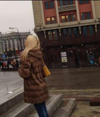 Норковая шуба в Москве Фото 3