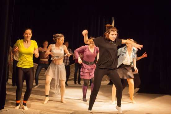 Бесплатный мастер-класс по актерскому мастерству в Москве Фото 3