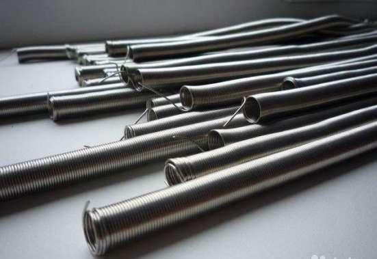 Навивка спиралей для промышленного термического оборудования