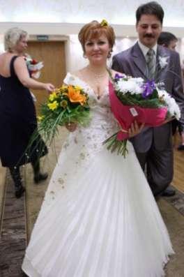 Свадебное платье очень красивое в Санкт-Петербурге Фото 2
