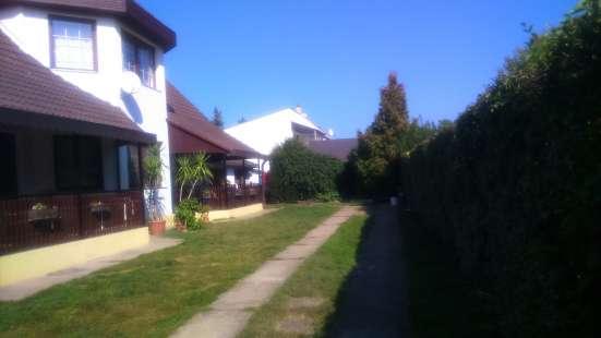 Дом курортном городе Балатонсарсо Венгрия