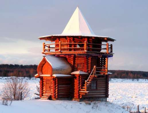 Новогодние туры в Великий Устюг к Деду Морозу