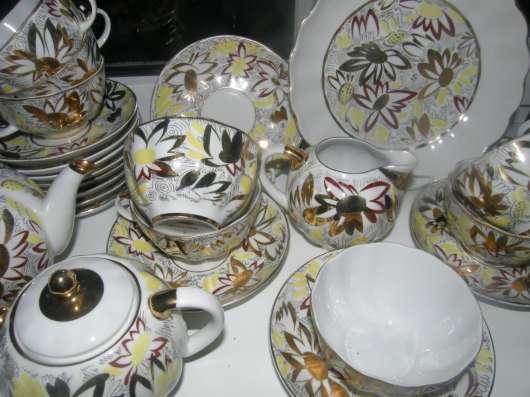 Чайный сервиз в Москве Фото 1