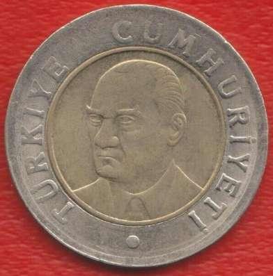 Турция 1 новая лира 2005 г.