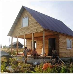 Строительство домов, бань (под ключ). Гарантия. Проект