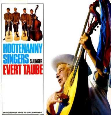 Hootenanny Singers - Sjunger Evert Taube(ABBA)