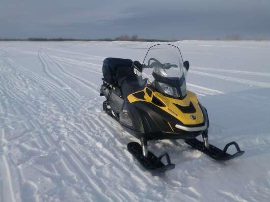 Снегоход brp ski-doo skandic wt 600 ace