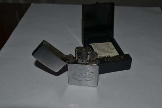 Продается зажигалка ZIPPO. 80-х годов. Винтаж.