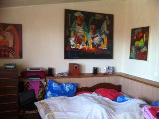 Трехкомнатная квартира в центре Сочи