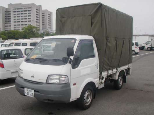 Mitsubishi Delica Truck грузовик хороший трудяга кат B