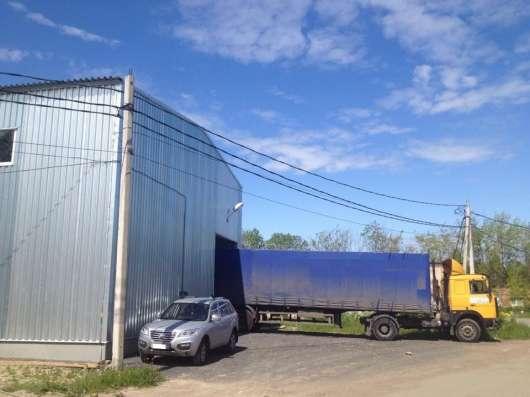 Аренда холодного склада в Ленинградской области 1440м