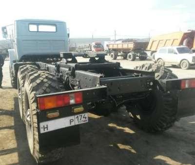грузовой автомобиль УРАЛ 44202 с полуприцепом в Северске Фото 1