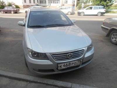 автомобиль Lifan Solano, цена 240 000 руб.,в Чите Фото 4