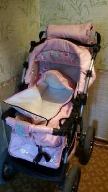 детскую коляску ALIS emily