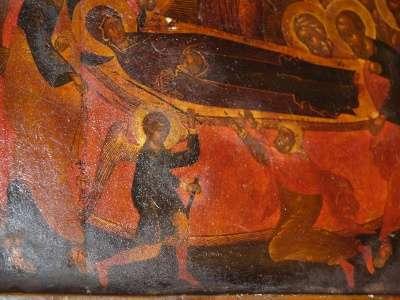 Икона Успение Пресв. Богородицы в окладе