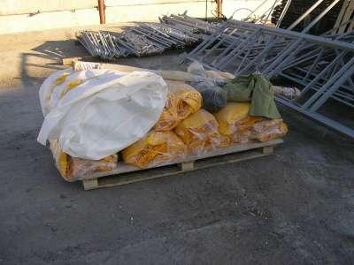 Укрытие буровой установки в г. Самара Фото 1