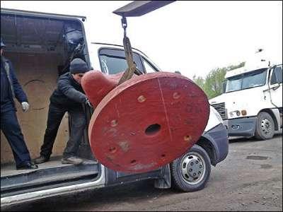 Швартовая тумба ТСО-63 ГОСТ в Новокузнецке Фото 1