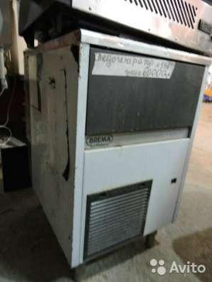 торговое оборудование Льдогенератор Brema в Екатеринбурге Фото 2