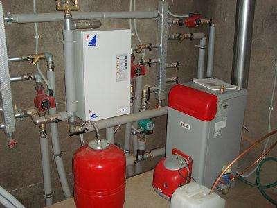 Газификация и установка газовых приборов Ростов в Краснодаре Фото 1