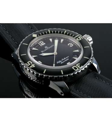 Оригинальные часы Blancpain Fifty Fathoms Automatique
