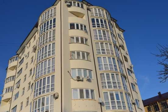 Элитная квартира с панорамными окнами