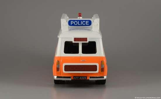 Полицейские машины мира №26 FORD TRANSIT MK1 в Липецке Фото 3