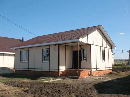 Дом в коттеджном посёлке Александровка