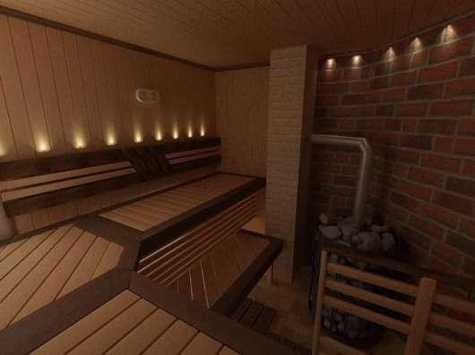 Строим сауны и бани в СПб
