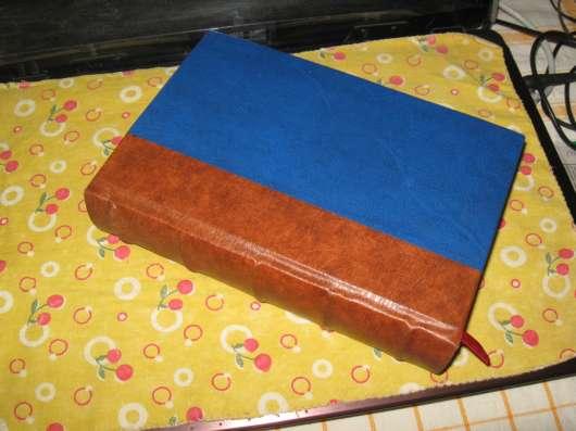 Изготовление бумажных книг