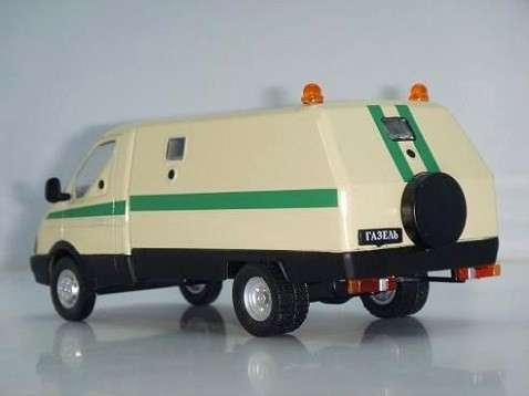 """автомобиль на службе №14 """"Ратник"""" Газ-3302 Инкассация"""