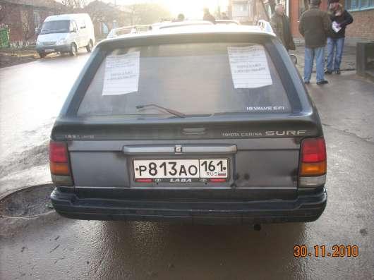 Продаю Тойота Карина 91г
