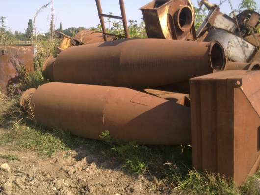 Циклон фильтар улавливател пыли в Грозном Фото 2