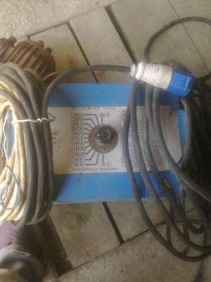 Сварочный аппарат 220/380 со шнурками в г. Самара Фото 1