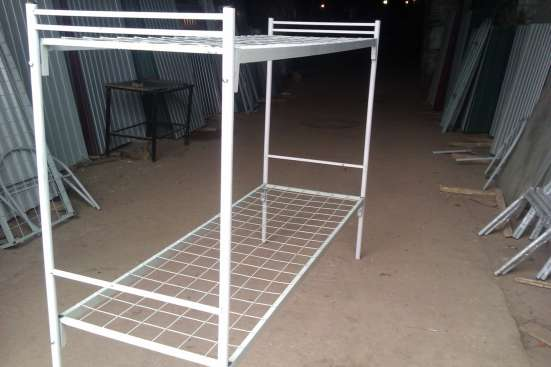 Кровати металлические в Краснодаре Фото 1