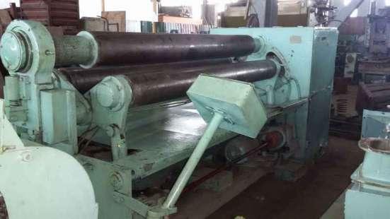 Листогибочные машины (вальцы, прессы), со склада