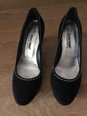 Туфли замшевые в Москве Фото 2