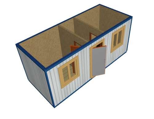 Блок контейнер от производителя