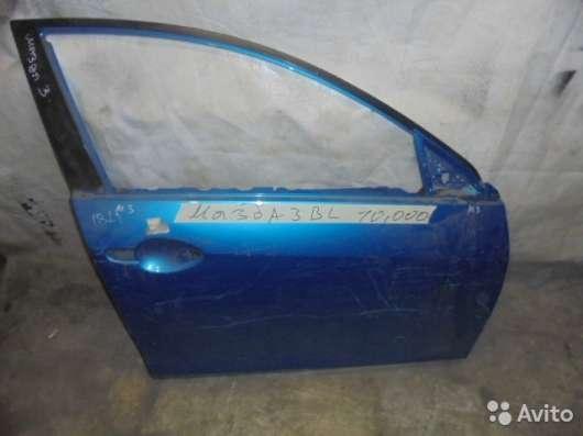Дверь передняя правая на Mazda 3 (BL)