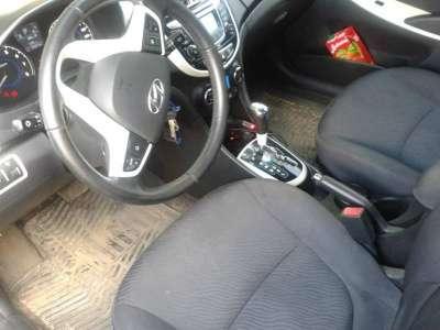 автомобиль Hyundai Solaris, цена 460 000 руб.,в Воронеже Фото 3