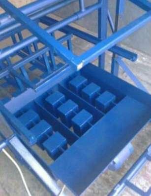 станок для шлакоблока Ип стройблок ВСШ 2 4 6 в Батайске Фото 1