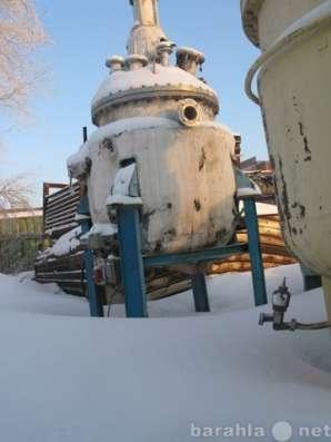 Химические реактора в Новосибирске Фото 1