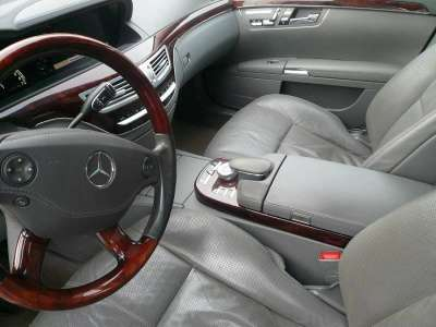 автомобиль Mercedes S 500, цена 840 000 руб.,в г. Псков Фото 2