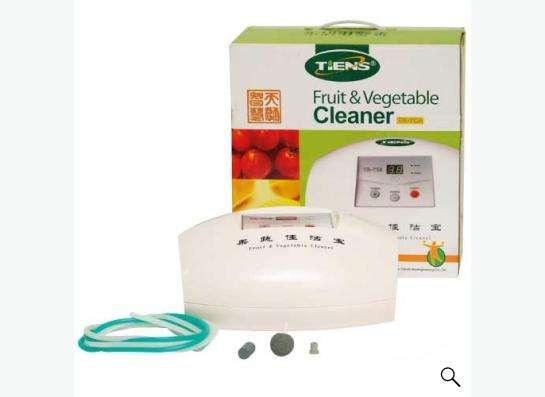 Машина для очистки фруктов и овощей - Озонатор