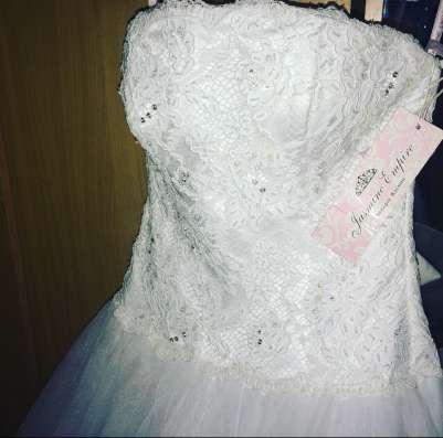 Свадебное платье в Саратове Фото 1
