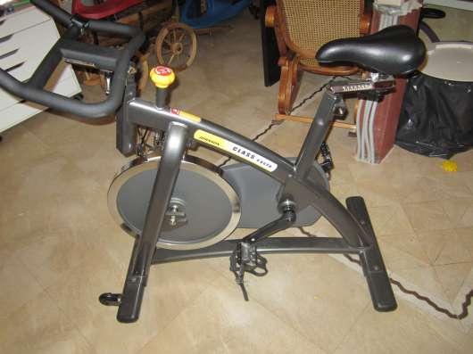 Велотренажер Johnson спин байк